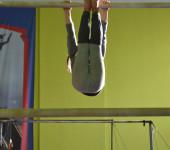 Спортивная гимнастика в СКА.