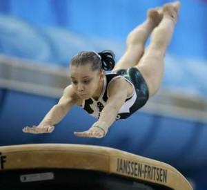 Спортивная гимнастика — массовый вид спорта.