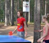 Соревнования по ОФП в лагере Гимнаст.