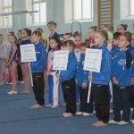 Результаты соревнований по спортивной гимнастике в Вологде.