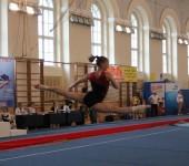 Соревнования по спортивной гимнастике «Буратино – 2015».