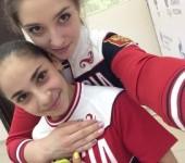 Победы российских гимнасток в Баку.