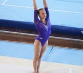 Международный турнир по спортивной гимнастике в Батуми.