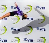 Международный турнир по спортивной гимнастике имени Русудан Сихарулидзе.