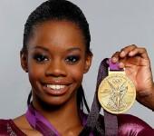 Гимнастка Gabby Douglas