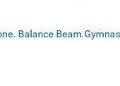 Biles Simone. Balance Beam. Gymnastics World Championships 2015 Glasgow.