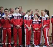 Спортивная гимнастика на Олимпиаде в Рио.