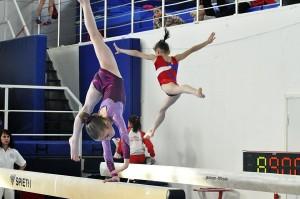 Соревнования Снежинка-2016.