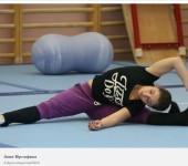 Российская гимнастка Алия Мустафина не вуступит в Штутгарте.