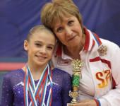 Евгения Шелгунова стала лучшей.