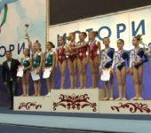 Результаты II Всероссийской летней спартакиады спортивных школ по спортивной гимнастике.