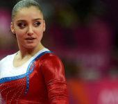 Алия Мустафина в преддверие Олимпийских игр в Рио.