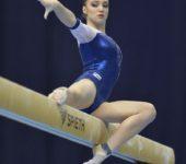 Алия Мустафина завоевала золото чемпионата Европы 2016 в упражнениях на бревне.