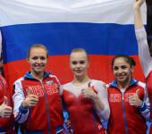 Чемпионат Европы 2016 по спортивной гимнастике.
