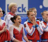 На Кубке России 2016 по спортивной гимнастике