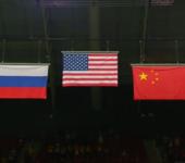 Серебряные медали у сборной России в командных соревнованиях по спортивной гимнастике на Олимпиаде в Рио.