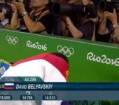 Спортивная гимнастика. Мужчины. Абсолютное первенство. Финал. Олимпиада 2016 в Рио.