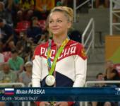 Спортивная гимнастика. Финалы в отдельных видах на Олимпиаде в Рио. Женщины.